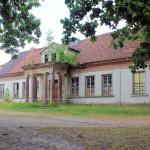 Nieder-Naundorf, Vorwerk, alter Saal