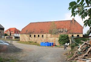 Erblehngut Niederbobritzsch, Herrenhaus