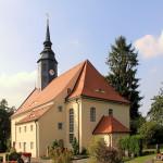 Ev. Pfarrkirche Niederschöna