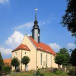 Niederschöna, Ev. Pfarrkirche