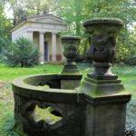Nischwitz, Mausoleum von Ritzenberg