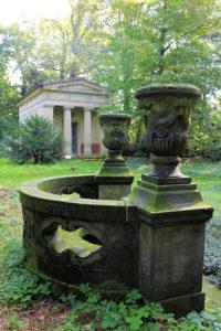 Mausoleum der Familie von Ritzenberg Nischwitz