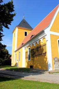 Nischwitz, Ev. Kirche