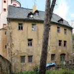 Rittergut Noschkowitz, Südflügel Schloss
