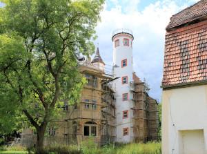 Rittergut Noschkowitz, Schloss