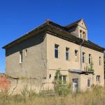 Rittergut Obereula, Herrenhaus