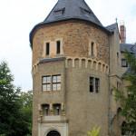 Schloss Reinsberg, Rundturm