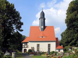 Ev. Katharinenkirche Oberschaar