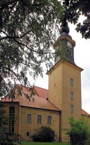 Oberschöna, Ev. Pfarrkirche