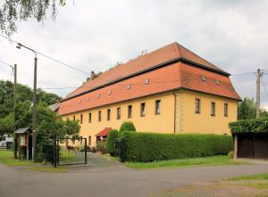 Rittergut Oberschöna, Wirtschaftsgebäude
