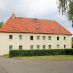 Rittergut Oberschöna, Wohnhaus anstelle des Herrenhauses