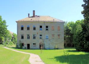 Rittergut Obersteina, Herrenhaus