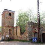 Oberthau, Ev. Kirche St. Jacobus (Zustand April 2012)