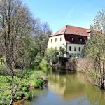 Oderwitz (Elstertrebnitz), Rittergut