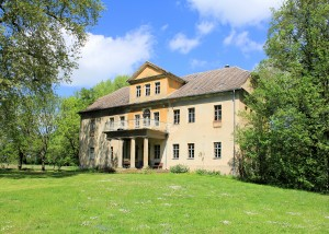 Rittergut Oelzschau, Neues Herrenhaus