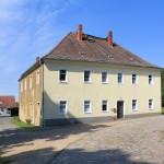 Oelzschau, Rittergut, Altes Herrenhaus