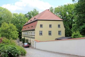 Rittergut Oetzsch, Herrenhaus