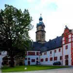 Ohrdruf, Schloss Ehrenstein, Schlossturm