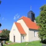Olganitz, Ev. Pfarrkirche