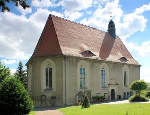 Oschatz, Friedhofskirche St. Georg
