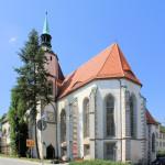 Oschatz, Franziskanerklosterkirche