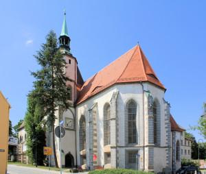 Oschatz, ehem. Franziskanerklosterkirche Unser Lieben Frauen