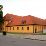 Rittergut Oßmannstedt (Wielandgut), Straßenansicht