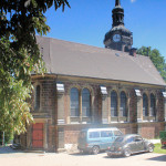 Ostrau, Ev. Pfarrkirche