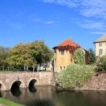 Rittergut Ostrau, Schlossbrücke