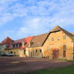Rittergut Ostrau, Wirtschaftsgebäude
