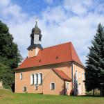 Otzdorf, Ev. Pfarrkirche