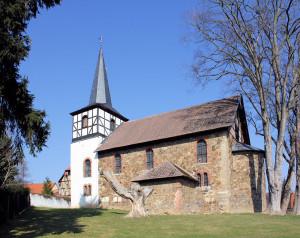Pansfelde, Ev. Kirche St. Johannis