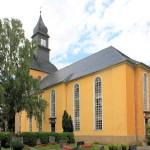 Pappendorf, Ev. Pfarrkirche