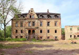 Vorwerk Paudritzsch, Wohnhaus