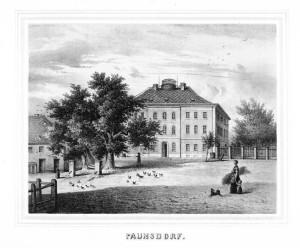 Herrenhaus Paunsdorf