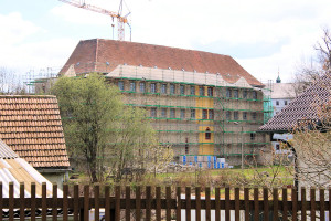 Altes Schloss Penig (Zustand April 2016)