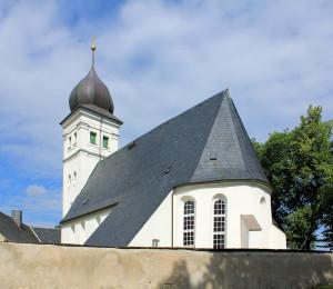 Pfaffroda, Ev. St. Georgskirche