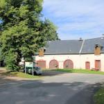 Rittergut Pfaffroda, Wirtschaftsgebäude