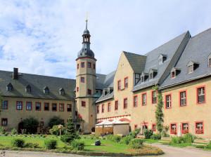 Rittergut Pfaffroda, Schloss