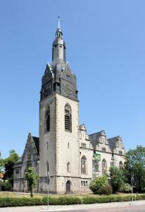 Piesteritz, Ev. Christuskirche