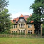 Plaue, Villa Immenhof