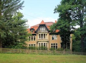 Villa Immenhof Plaue