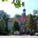 Plaußig-Portitz, Rittergut Plaußig