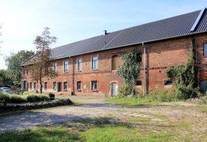 Rittergut Podelwitz, Wirtschaftsgebäude