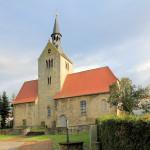 Pödelist, Ev. Kirche