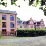 Schloss Polenz mit Anbau