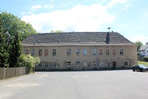 Rittergut Pommlitz, Herrenhaus
