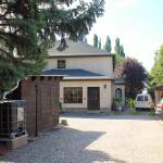 Rittergut (Vorwerk) Pommlitz, Wohnhaus