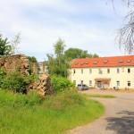 Vorwerk Posthausen, Wohnhaus