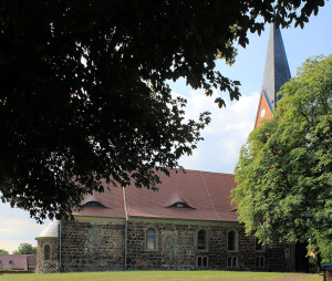Pouch, Ev. Kirche